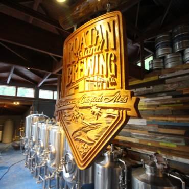 Craft Beer on Roatan