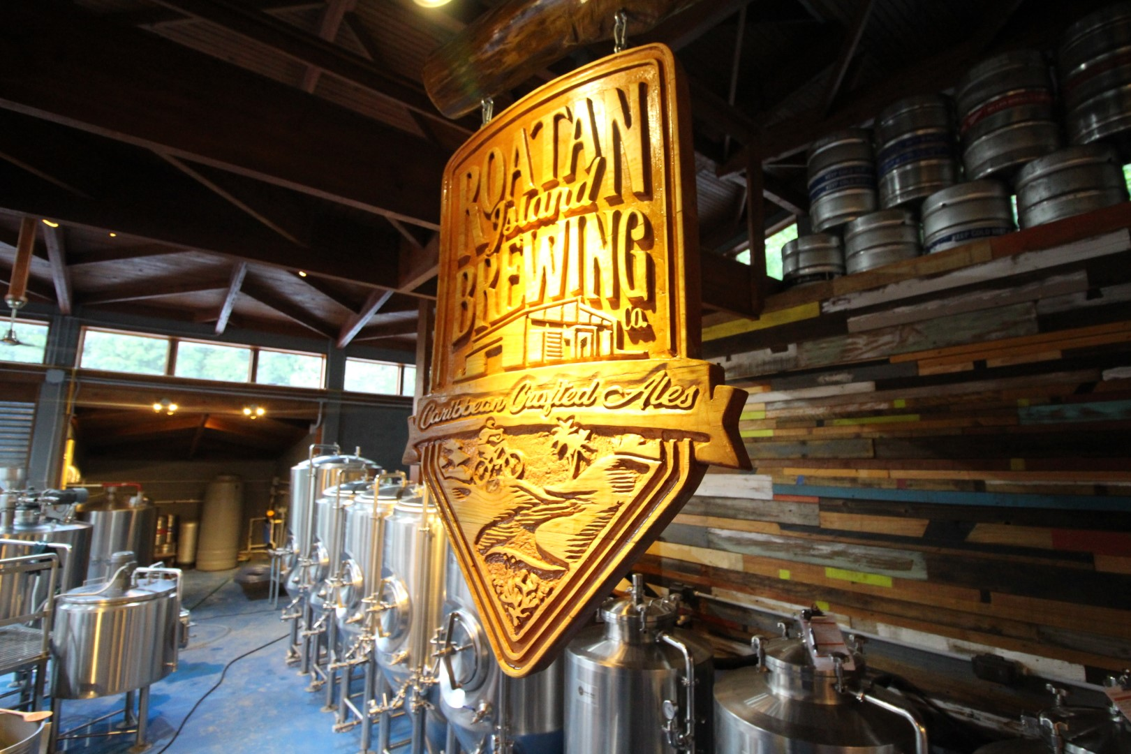 Craft Beer on Roatan